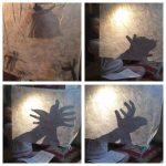 stínové divadlo