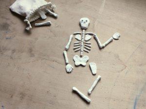 výroba kostry