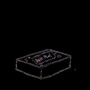 Ani-Muk krabice na zkoušku