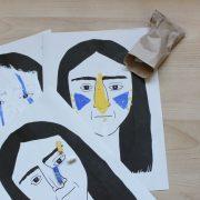 An-Muk malování na obličej