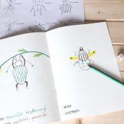 Kreslíme hmyzí atlas