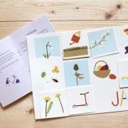 S obrázkovými kartičkami se docela zapotíte!